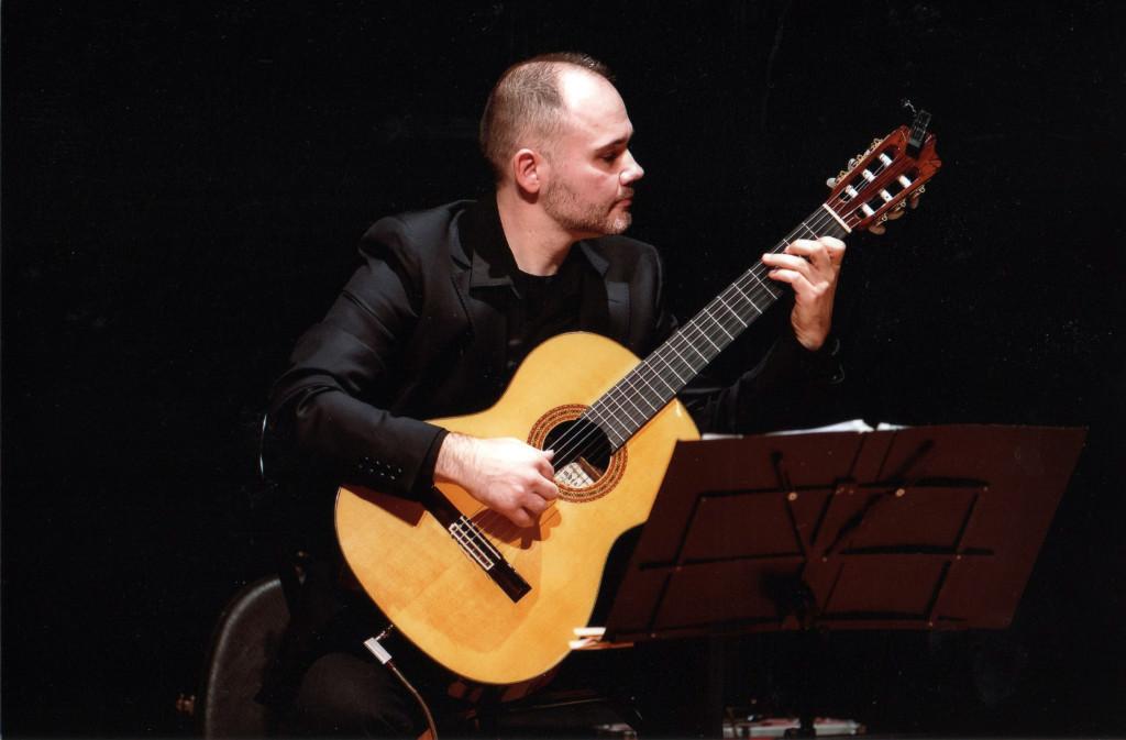 Enzo Crotti in concerto a Gorizia