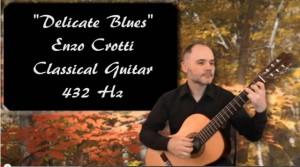 delicate blues - enzo crotti