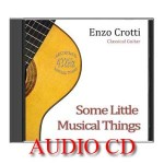 CD Some Little Musical Things