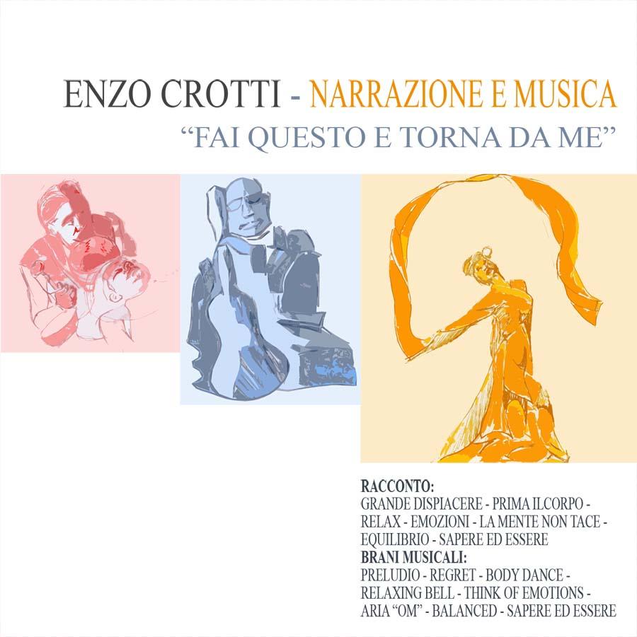 Anteprima del nuovo CD di Enzo Crotti  in preparazione