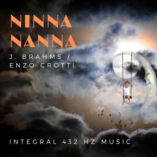 Ninna Nanna Brahms - cover