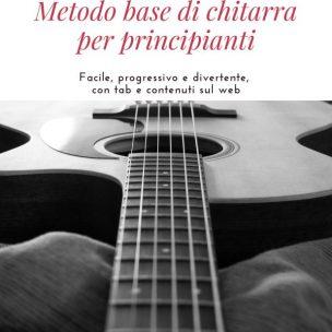Cover metodo di chitarra